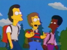 The Simpsons 13x05 : The Blunder Years- Seriesaddict